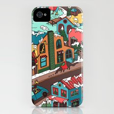 This Place is a Zoo! Slim Case iPhone (4, 4s)