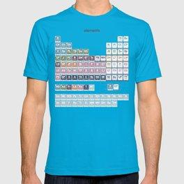 Elements of Attractions   Magic Kingdom T-shirt