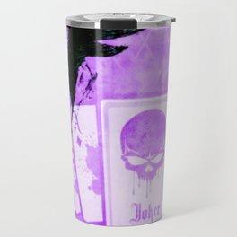 Purple Jokester Travel Mug