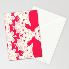 Red Rabbit Collaboration Stationery Cards