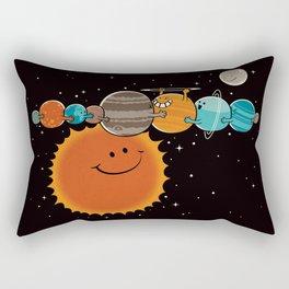 Zer0 Distance Hugz Rectangular Pillow