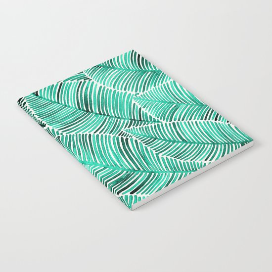 Tropical Turquoise Notebook