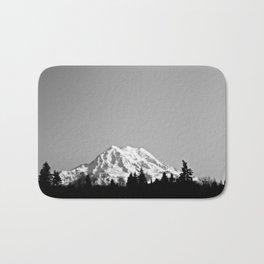 Mt. Rainier Bath Mat