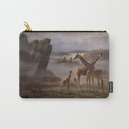 The Edge of the Earth Carry-All Pouch