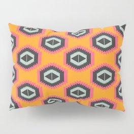 Retro bright shapes Pillow Sham