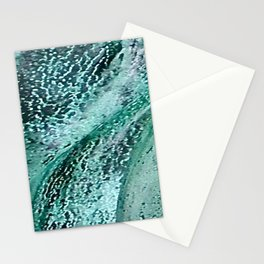 Green Patina Bronze rustic decor Stationery Cards