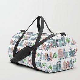 Amsterdam neighbourhood Duffle Bag