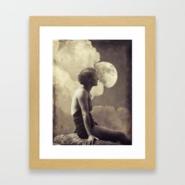 The Dreamer... Framed Art Print