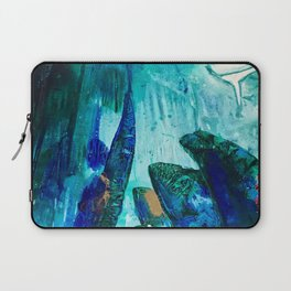 Bright Ocean Spaces, Tiny World Collection Laptop Sleeve