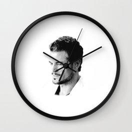 Mark Sloan Wall Clock