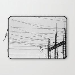 Electricity Plant Laptop Sleeve