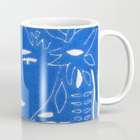 fern Mugs featuring FERN by Andrea Jean Clausen - andreajeanco