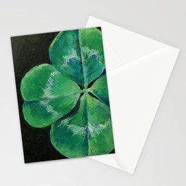 Shamrock Stationery Cards