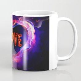 Love flame Coffee Mug