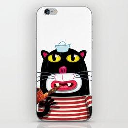 Sailor Kitten iPhone Skin