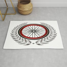 Ride On Shield  Rug