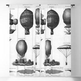 Aeronautics 1818 Blackout Curtain