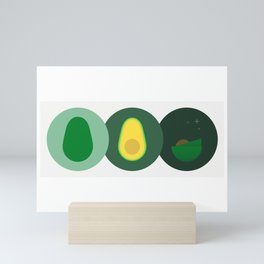 Avocado Time! Mini Art Print