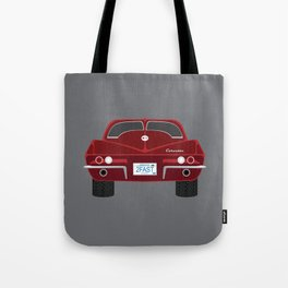 The Emoji-fication of His Purple Majesty: 2FAST Tote Bag