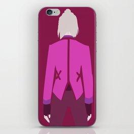 Yuri Plisetsky Welcome to the Madness Minimalism iPhone Skin