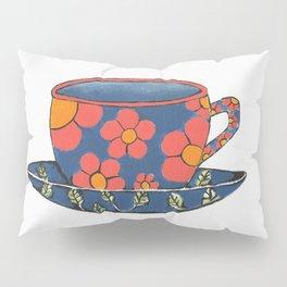Tea Time Pillow Sham