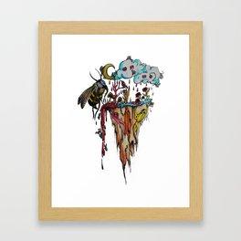 Cloudburst Framed Art Print