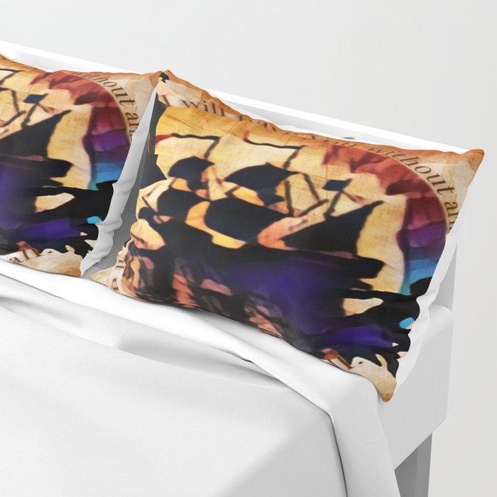 Kaz and Inej - armor Pillow Sham