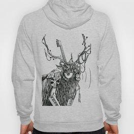 Cable Elk. Hoody