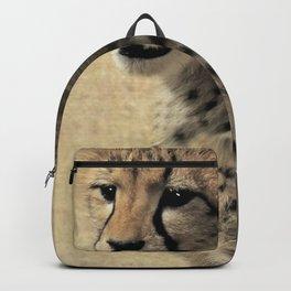 Cheetah cub Backpack
