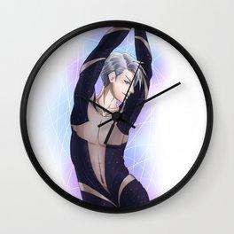 Viktor Nikiforov Wall Clock