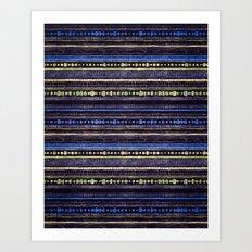 rhythm 1.3 Art Print