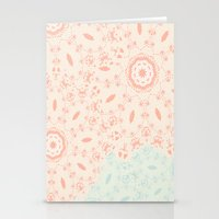 lace Stationery Cards featuring Lace by LindsayMichelle