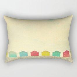 Beachfront Rectangular Pillow
