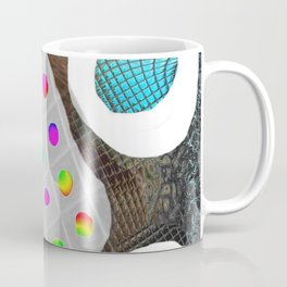 Rainbow Pallet Coffee Mug