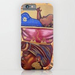 Kikelomo iPhone Case