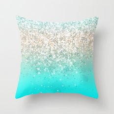 New Colors XII Throw Pillow