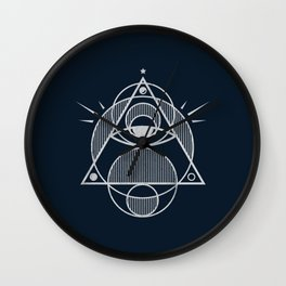 Omnipotent Wall Clock