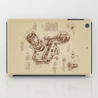 tool iPad Cases featuring Moment Catcher by Enkel Dika
