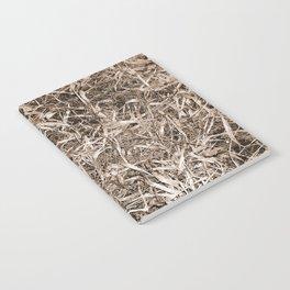 Grass Camo Notebook