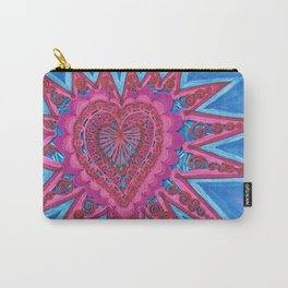 Heartburst Caged Carry-All Pouch
