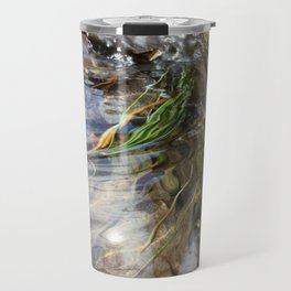 Water Ripples Travel Mug