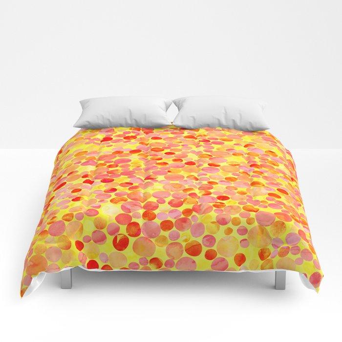 Confetti Pattern 03 Comforters