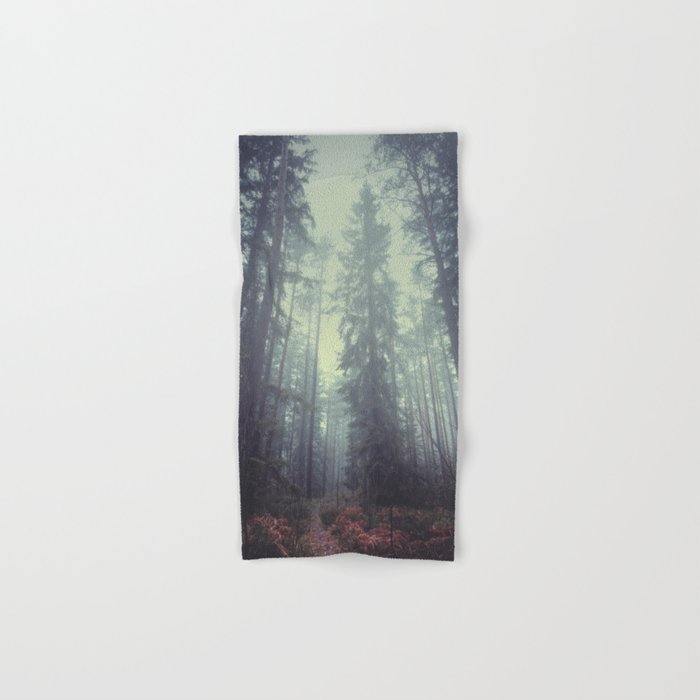 The magic trails Hand & Bath Towel