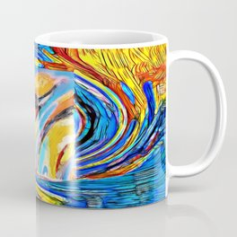 Under the spell of the storm Coffee Mug