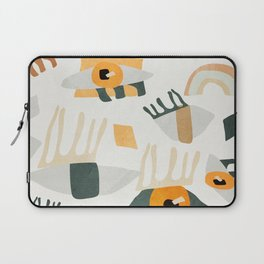 Abstract Art Eyes Laptop Sleeve