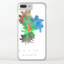 Matisse Inspired | Becoming Series || Being Clear iPhone Case