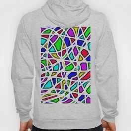 color face Hoody