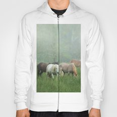 Out in the rain Hoody