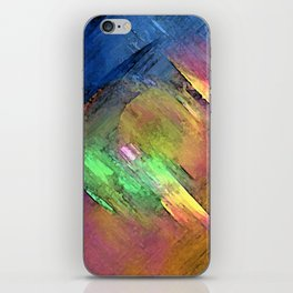 Rainbow Detour iPhone Skin