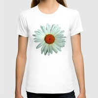 daisies T-shirts featuring Daisies by BruceLeeVesely